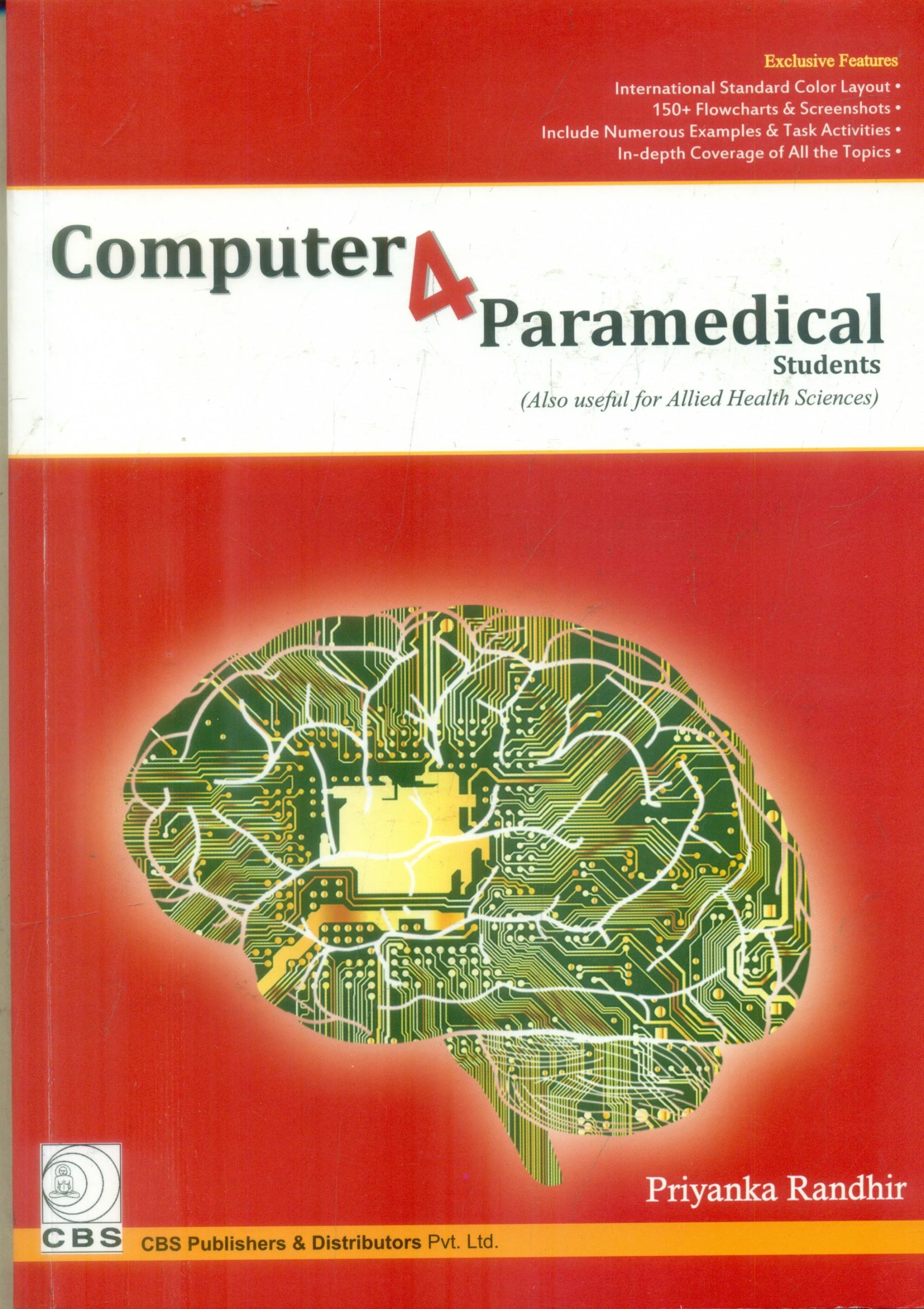 COMPUTER 4 PARAMEDICAL STUDENTS (PB 2020)