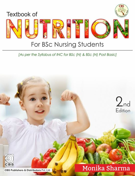 Textbook of Nutrition for BSc Nursing Students