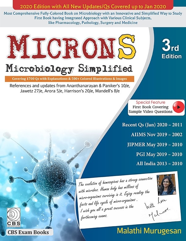 MICRONS Microbiology Simplified