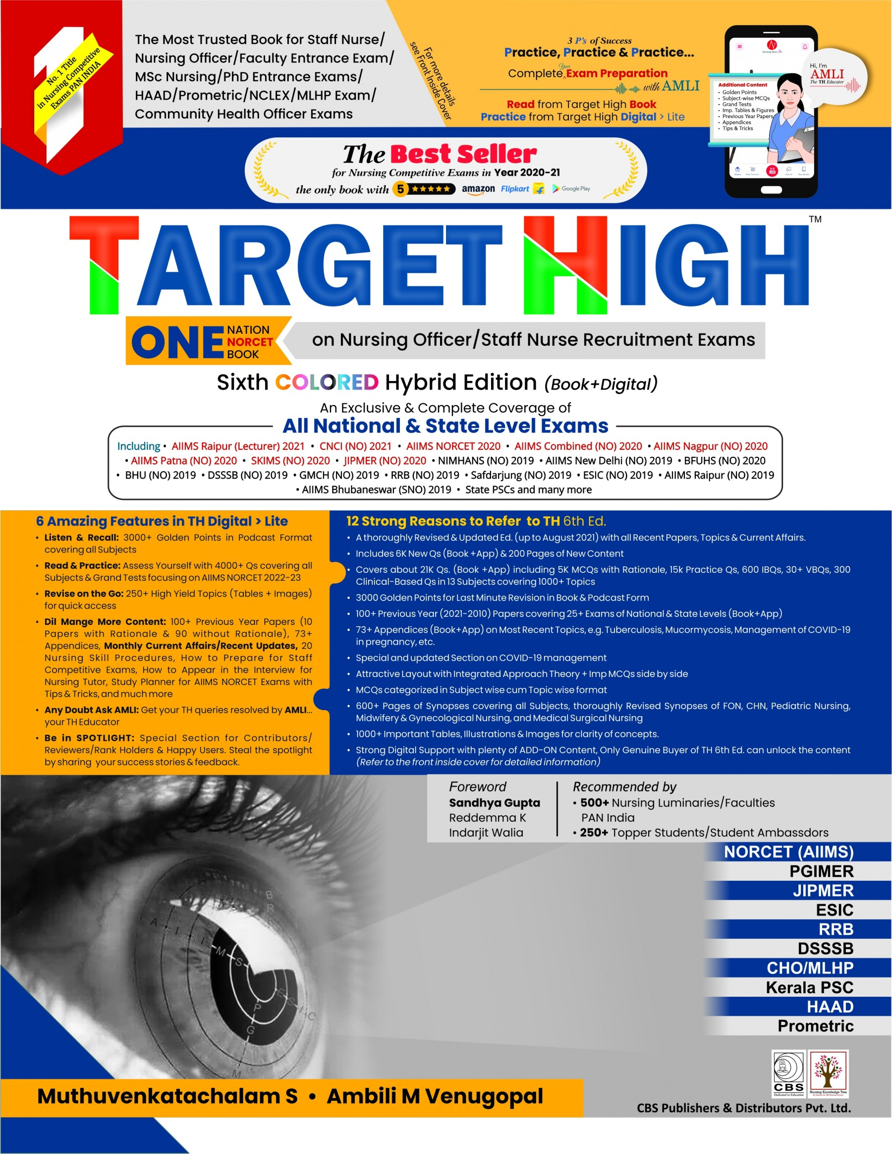Target High 6th Edition