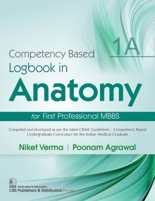 Competency Based  Logbook in  Anatomy for First Professional MBBS