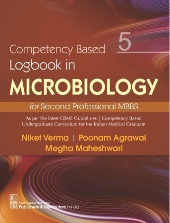 Competency Based  Logbook in  Microbiology for Second Professional MBBS