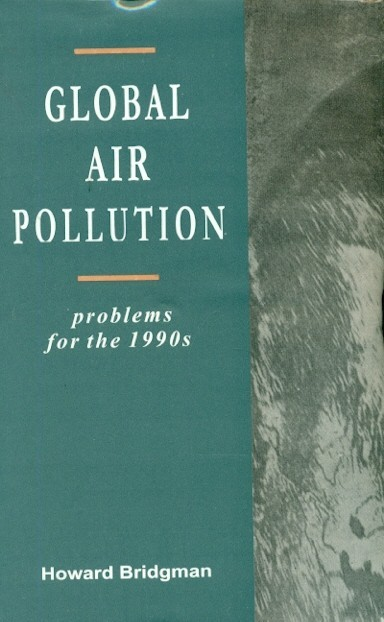 Global Air Pollution: Prob. For The 1990S