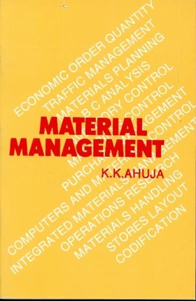 Material Management (Pb 2015)
