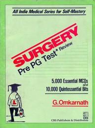 Surgery Pre Pg Test Review