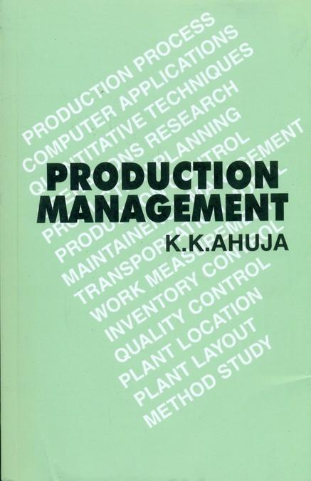 Production Management (Pb 2016)