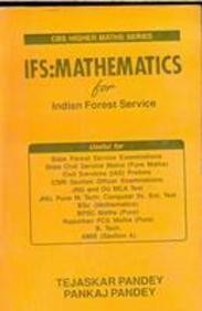 Ifs: Mathematics For Indian Forest Service