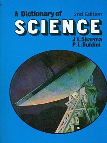 A Dictionary Of Science, 2E ( Pb-2015)