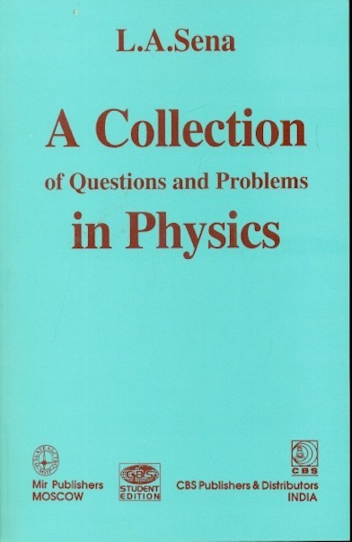 A Collection Of Questions And Problems In Physics (Pb)