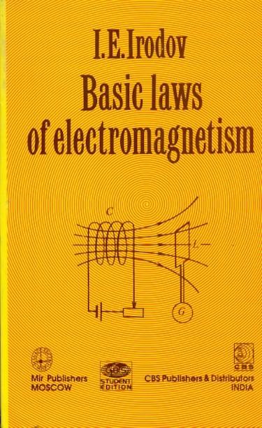 Basic Laws Of Electromagnetism (Pb)