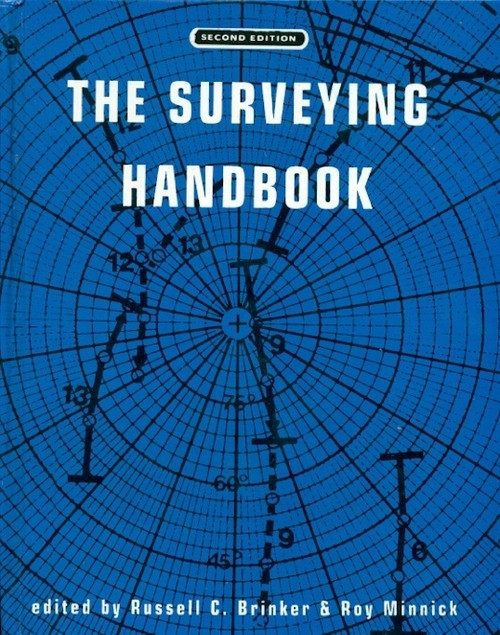 The Surveying Handbook, 2E