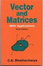 Vector And Matrices (With Applications), 6E