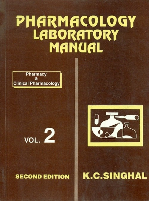 Pharmacology Lab. Manual Vol.2