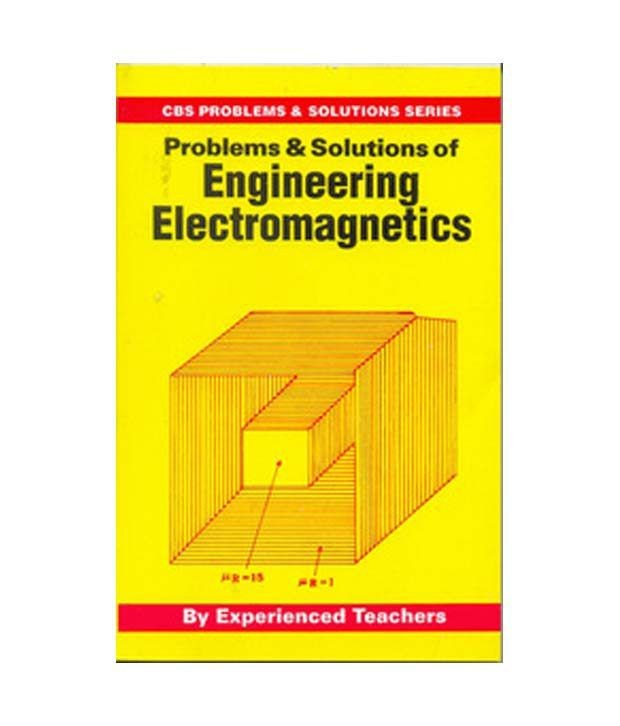 Problems & Solutions Of Engg. Electromagnetics