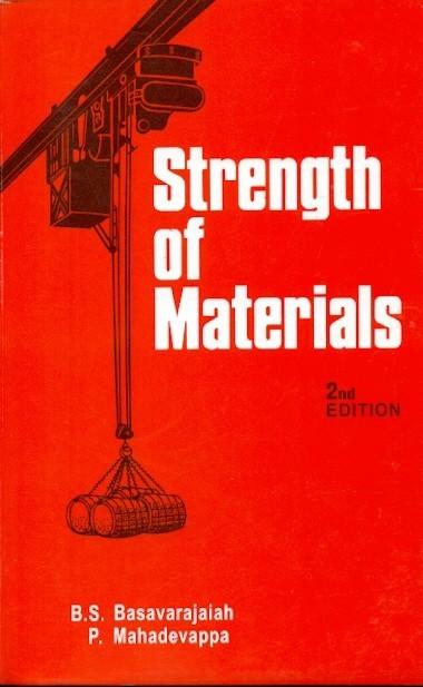 Strength Of Materials, 2E (Pb-2016)