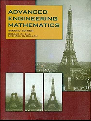 Advanced Engineering Mathematics, 2E