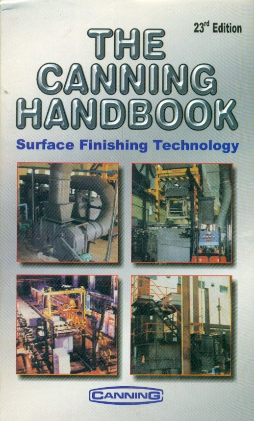 The Canning Handbook Surface Finishing Technology, 23E (Hb )