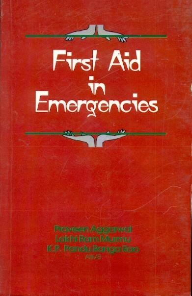 First Aid In Emergencies (Pb 2016)