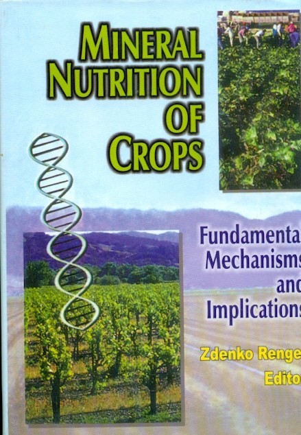 Mineral Nutition Of Crops