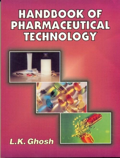 Handbook Of Pharmaceutical Technology