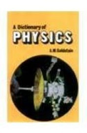 A Dictionary Of Physics (Pb)