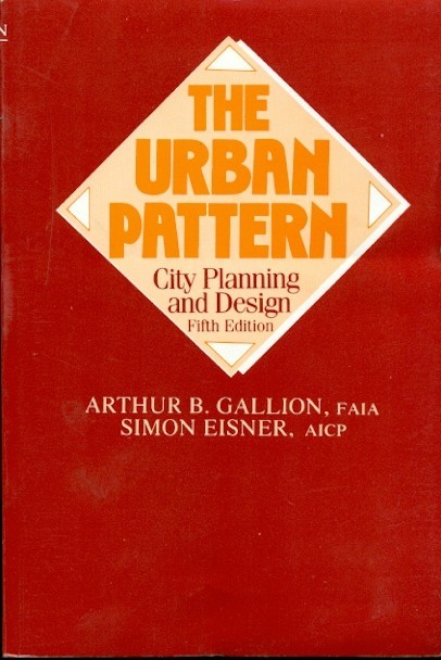 The Urban Pattern City Planning And Design(Pb 2005)