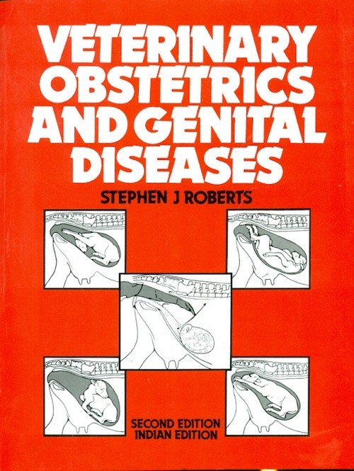 Veterinary Obstetrics And Genital Diseases,