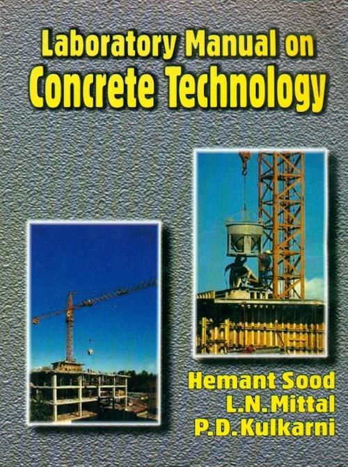 Laboratory Manual On Concrete Technology (Pb 2016)