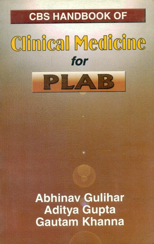 Cbs Handbook Of Clinical Medicine For Plab