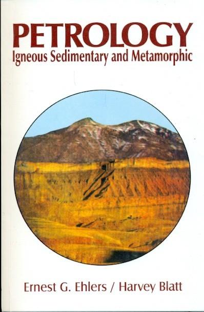 Petrology Igneous Sedimentary & Metamorphic (Pb)