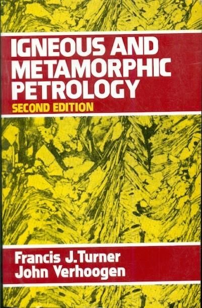 Igneous And Metamorphic Petrology, 2E (Pb)