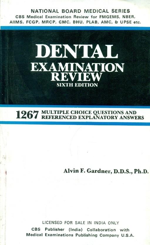 Dental Examination Review, 6E