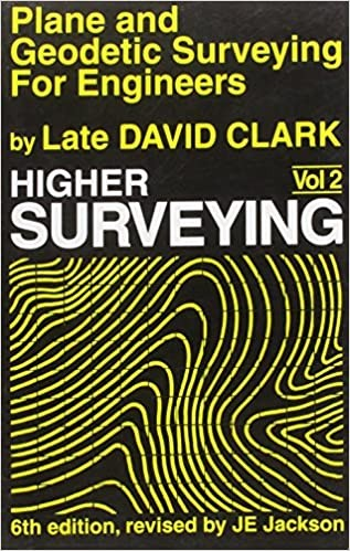 Plane And Geodetic Surveying For Engineers, Vol. 2  (Pb)
