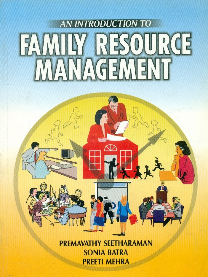 An Introduction To Family Resource Management (Pb 2015)