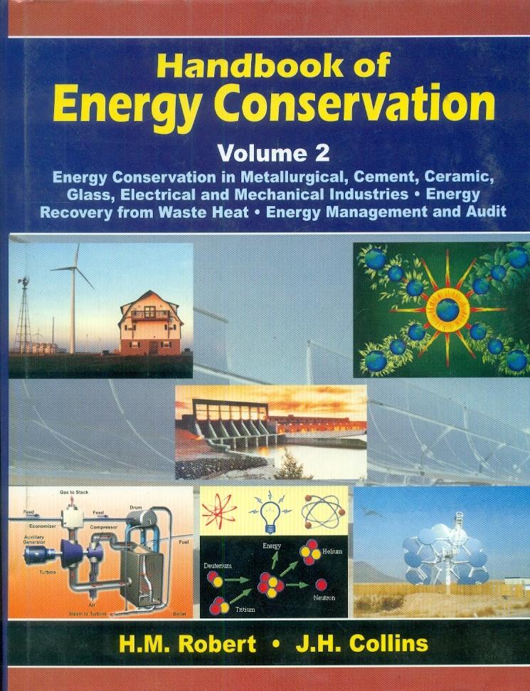 Handbook Of Energy Conservation, Vol. 2