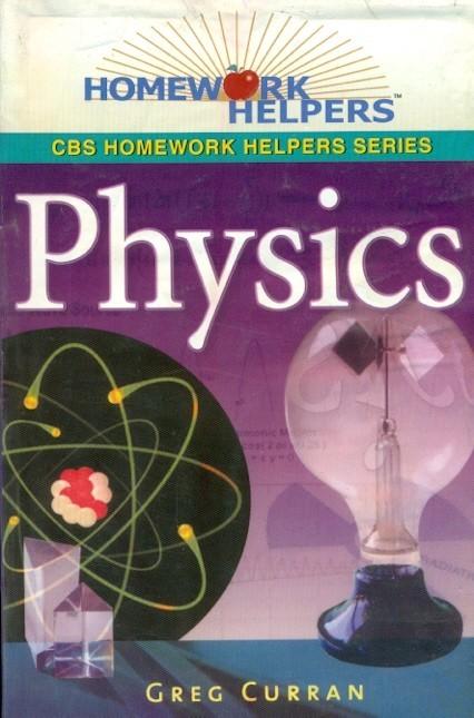 Cbs Homework Helpers Series Physics
