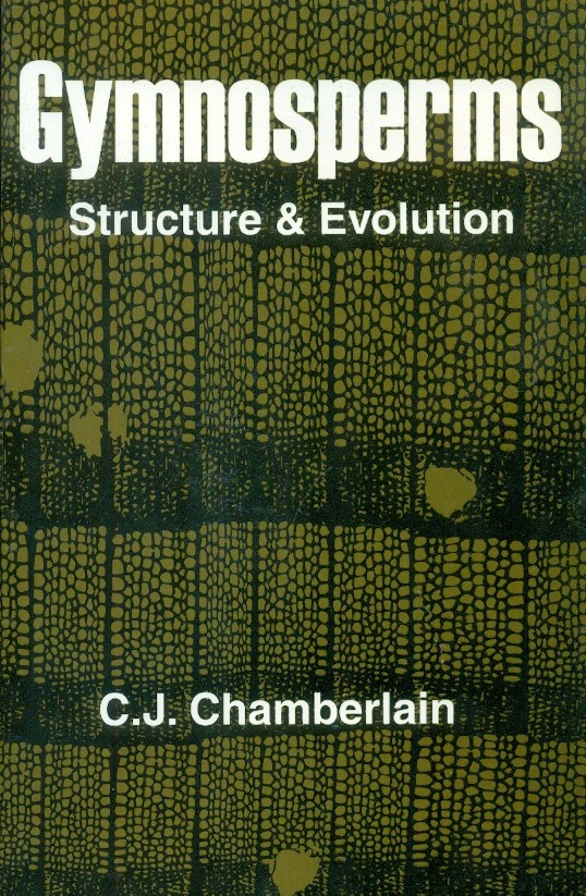 Gymnosperms Structure And Evolution (Pb)