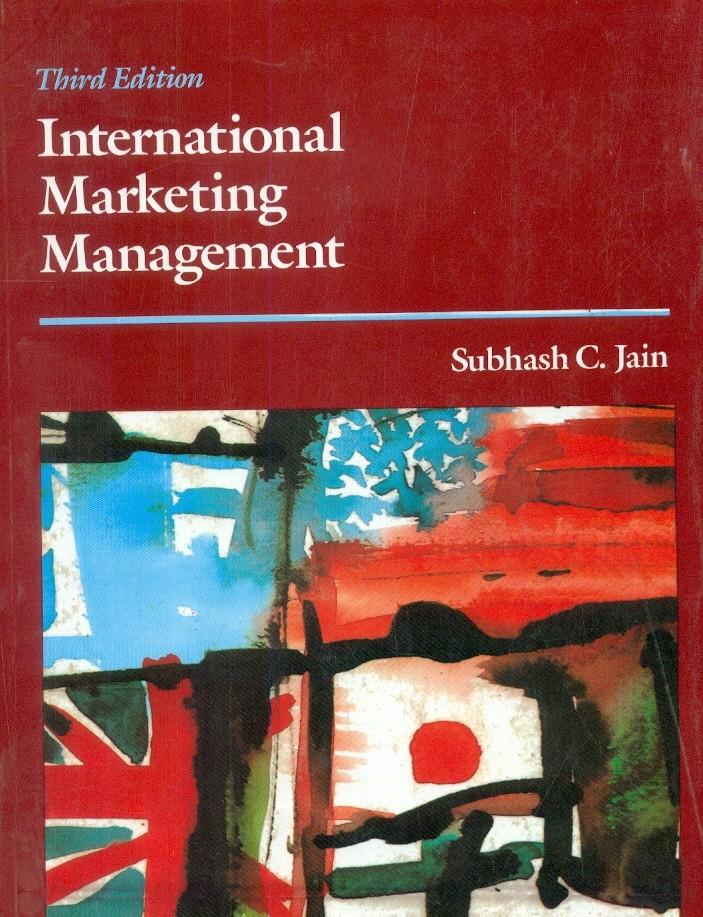 International Marketing Management, 3E