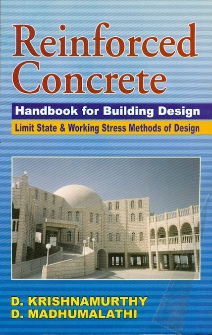 Reinforced Concrete  Handbook For Building Design Limit State And Working Stress Methods Of Design (Pb 2017)