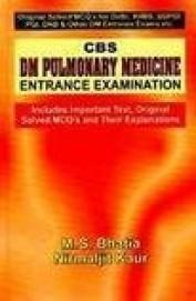 Cbs Dm Pulmonary Medicine Entrance Examination (Pb 2016)