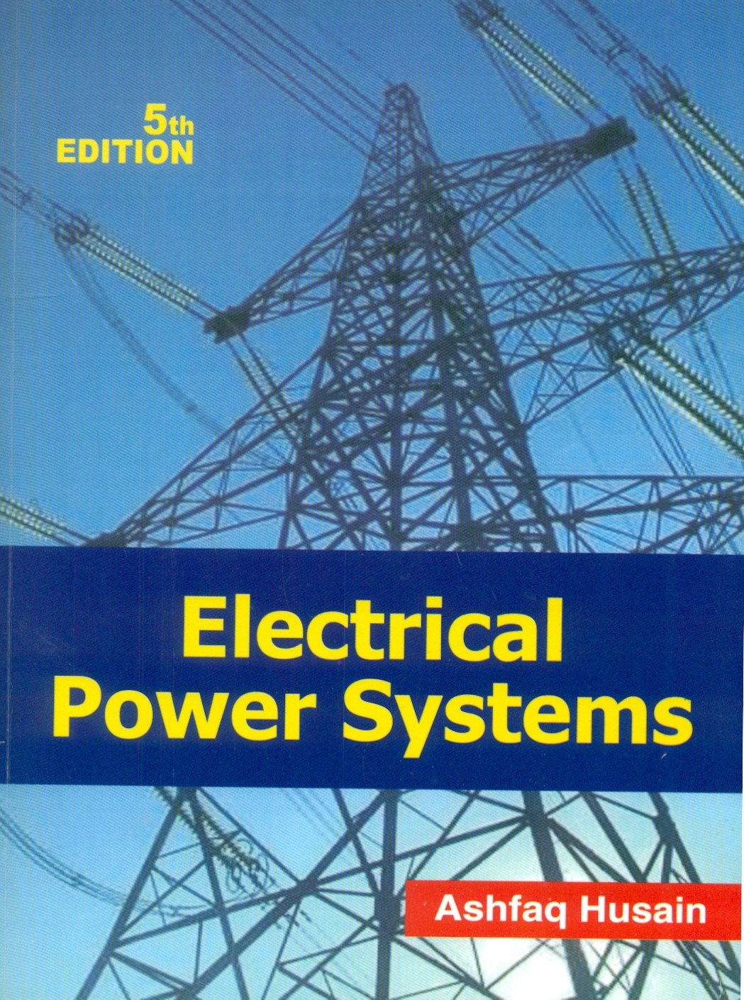 Electrical Power Systems 5ed