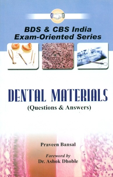 Dental Materials  (Questions & Answers)
