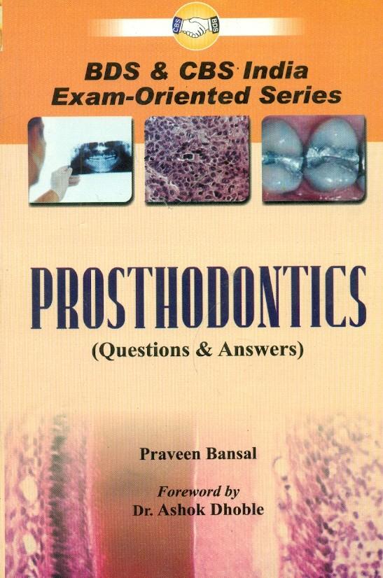 Prosthodontics (Questions & Answers)