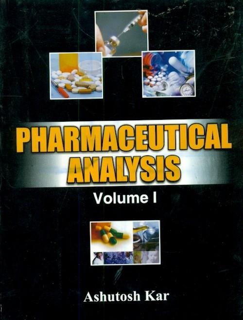 Pharmaceutical Analysis, Vol 1