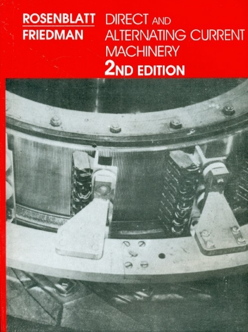 Direct And Alternating Current Machinery, 2/E (Pb)