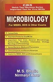 Microbiology For Mbbs, Bds & Other Exams