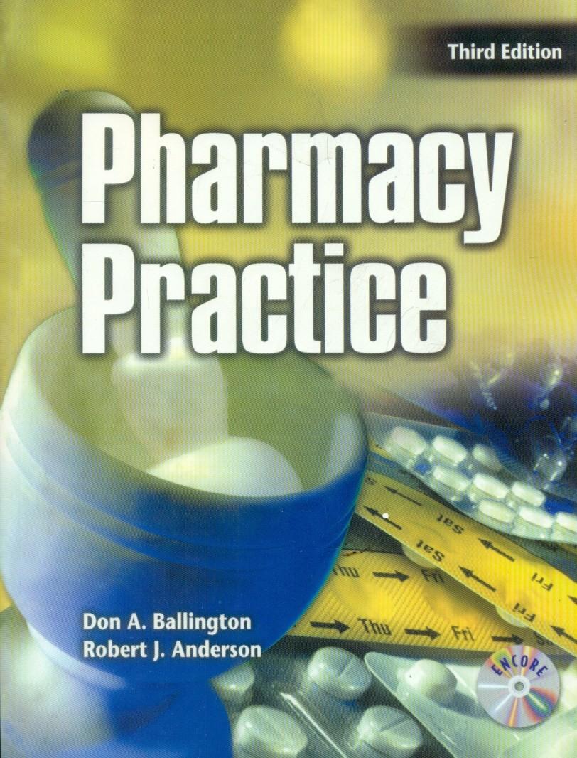 Pharmacy Practice, 3/E, With Cd-Rom