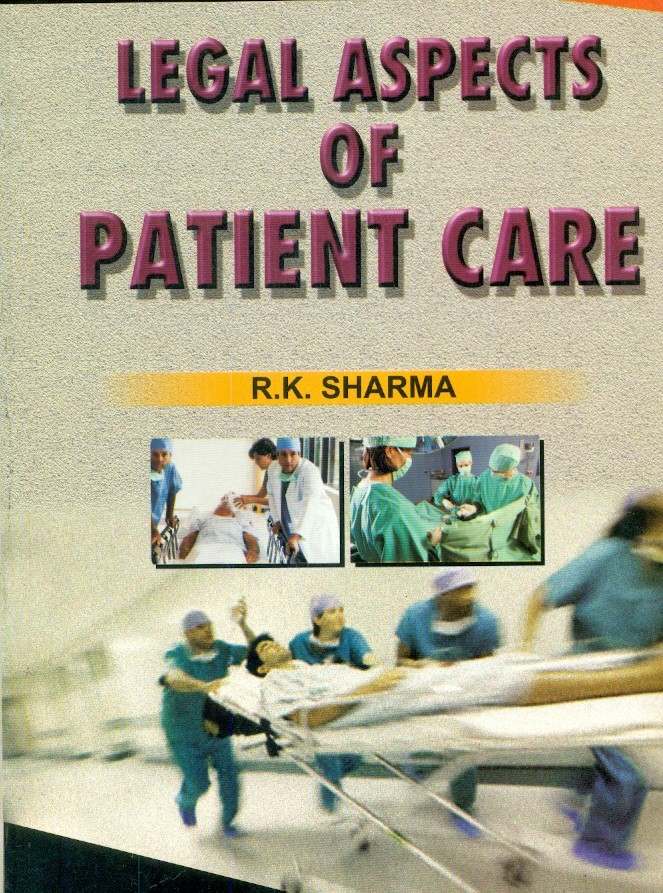 Legal Aspects Of Patient Care