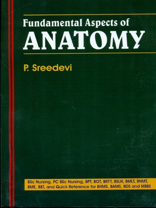 Fundamental Aspects Of Anatomy (Pb-2015)