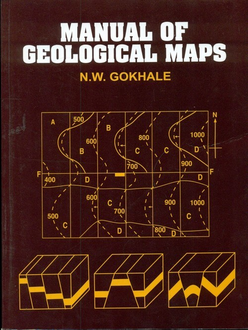 Manual Of Geological Maps